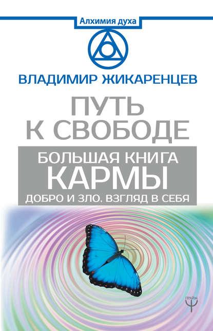 Обложка «Большая книга Кармы. Путь к свободе. Добро и Зло. Взгляд в себя»