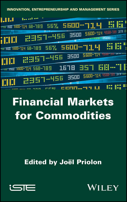 Обложка «Financial Markets for Commodities»