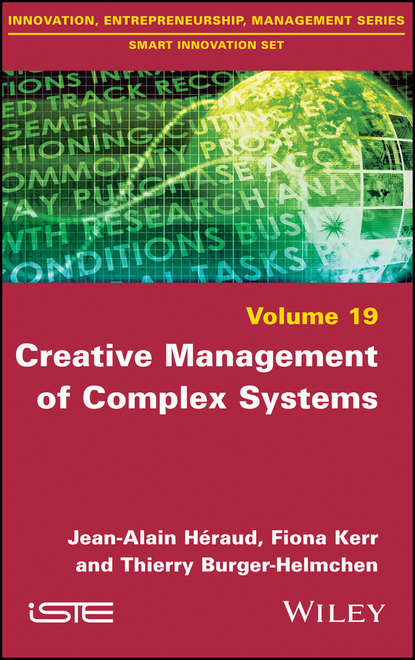 Обложка «Creative Management of Complex Systems»