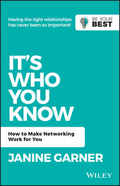 Обложка «It's Who You Know. How to Make Networking Work for You»