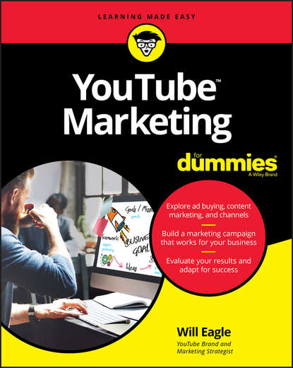 Обложка «YouTube Marketing For Dummies»