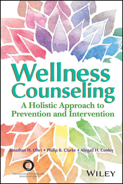 Обложка «Wellness Counseling in Action. A Holistic Approach to Prevention and Intervention»