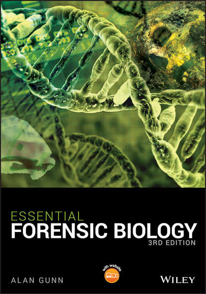 Обложка «Essential Forensic Biology»