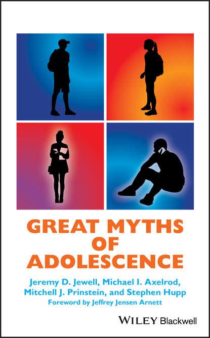 Обложка «Great Myths of Adolescence»