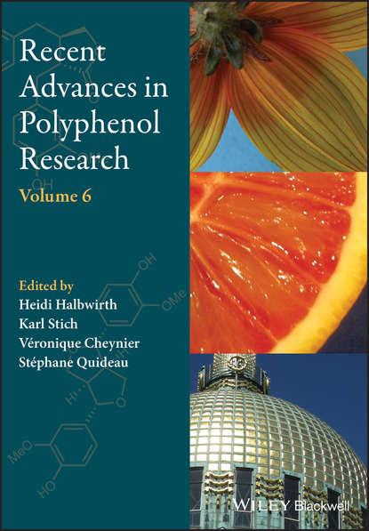 Обложка «Recent Advances in Polyphenol Research»