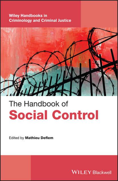 Обложка «The Handbook of Social Control»