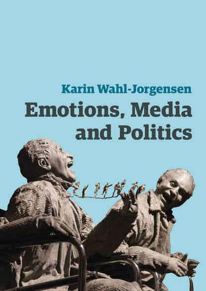 Обложка «Emotions, Media and Politics»