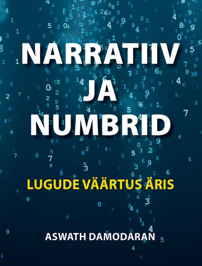 Обложка «Narratiiv ja numbrid»