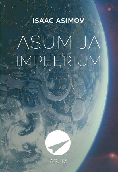 Обложка «Asum ja Impeerium»