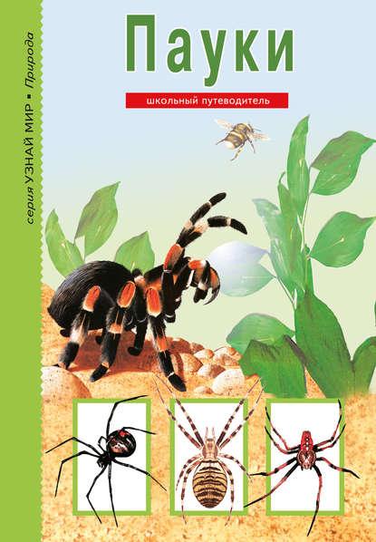 Обложка «Пауки, клещи, скорпионы»