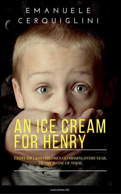 Обложка «An Ice Cream For Henry»