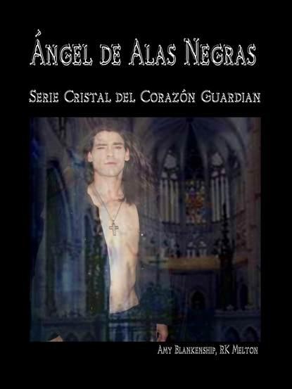 Обложка «Ángel De Alas Negras»