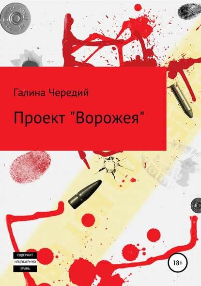 Обложка «Проект «Ворожея»»