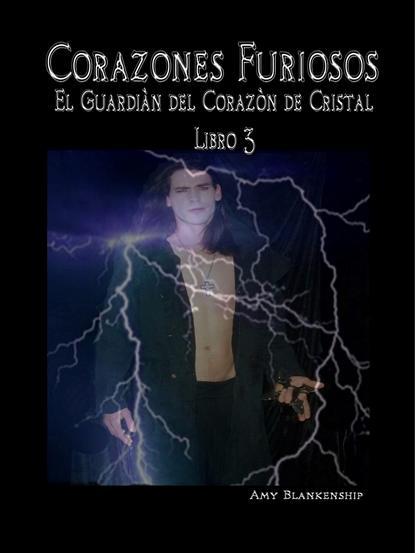 Обложка «Corazones Furiosos.»