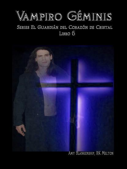 Обложка «Vampiro Géminis»