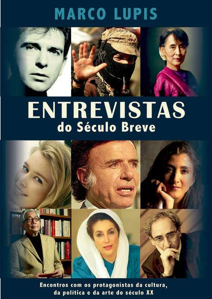 Обложка «Entrevistas Do Século Breve»