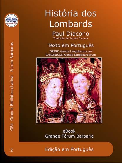 Обложка «História Dos Lombardos»