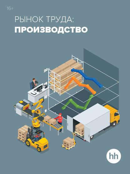 Обложка «Рынок труда: производство»