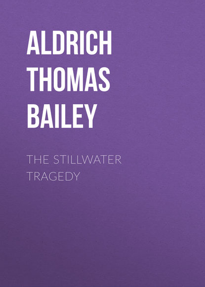 Обложка «The Stillwater Tragedy»