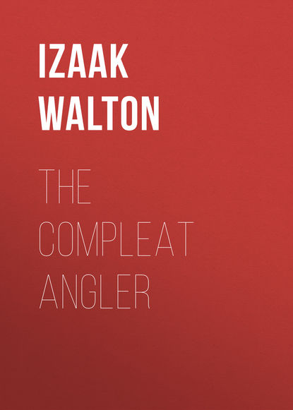 Обложка «The Compleat Angler»