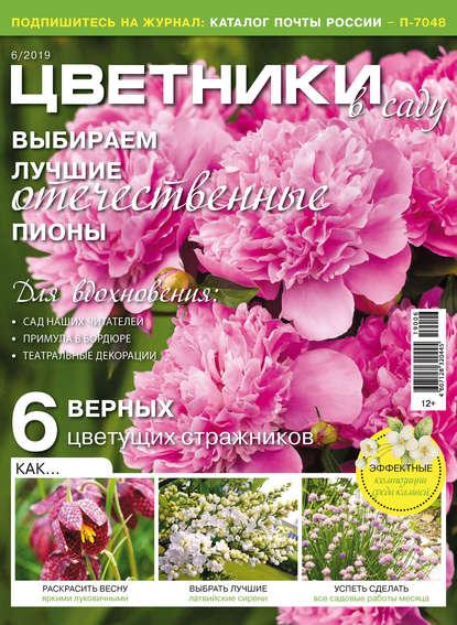 Обложка «Цветники в саду №06/2019»