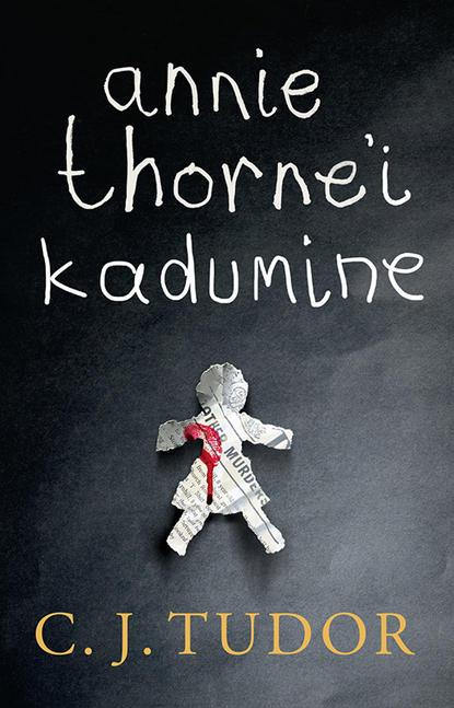 Обложка «Annie Thorne'i kadumine»