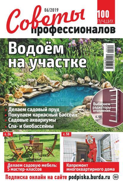 Обложка «Советы профессионалов №06/2019»