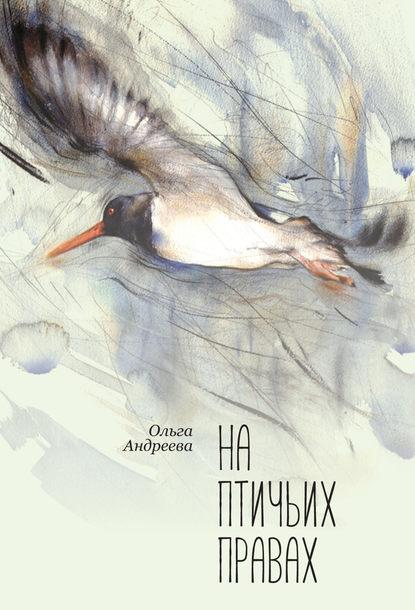Обложка «На птичьих правах»