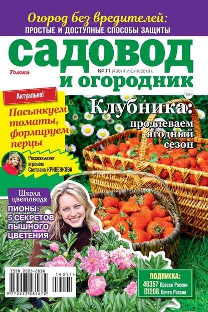 Обложка «Садовод и Огородник 11-2019»