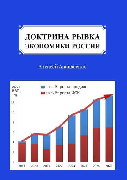 Обложка «Доктрина рывка экономики России»