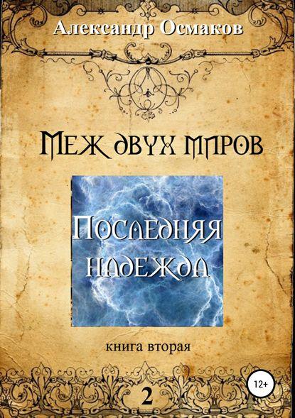 Обложка «Меж двух миров, книга вторая: Последняя надежда»