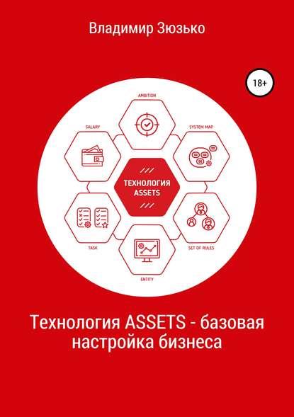 Обложка «Технология ASSETS – базовая настройка бизнеса»
