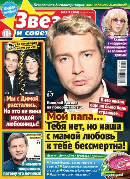 Обложка «Звезды и Советы 29-2019»